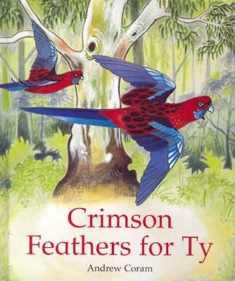 Crimson Feathers for Ty