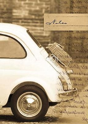 Elastic Journal Small: Mini Car
