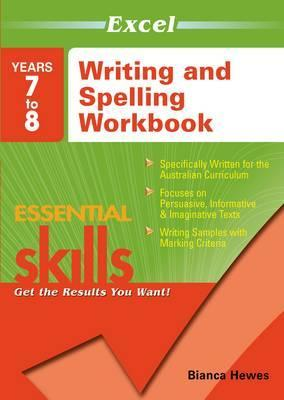 Excel Ess Writing and Spell 7 - 8
