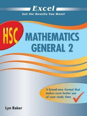 Excel HSC - Mathematics General 2 Study Guide