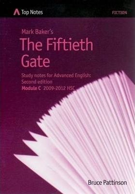 the fiftieth gate 'understanding the past Fiftieth gate frankenstein great  history and memory fiftieth  consciousness as an attempt to make sense of the past for the sake of understanding the.