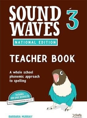 Sound Waves - Teacher Book 3