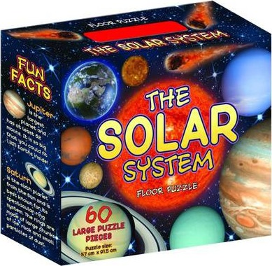 The Solar System Floor Puzzle