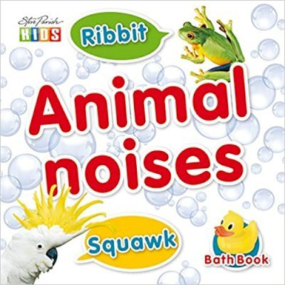 Bath Bk Animal Noises