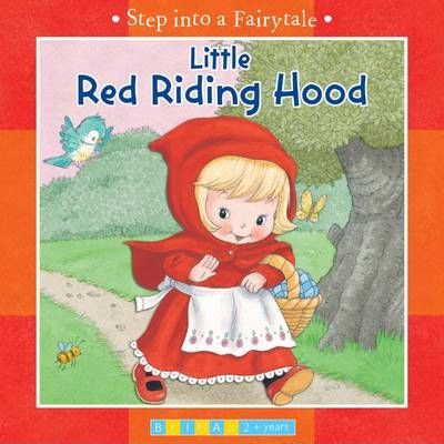 Little Red Riding Hood Brimax 9781742111612