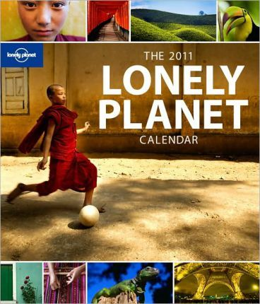 Lonely Planet Calendar 2011