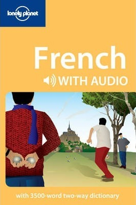 Lonely Planet French Phrasebook with Audio