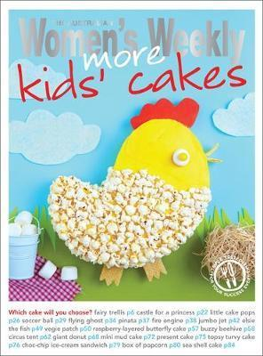 More Kids' Cakes