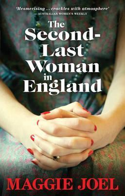 The Second-last Woman in England Cover Image