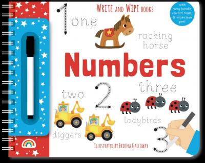 Write & Wipe Numbers