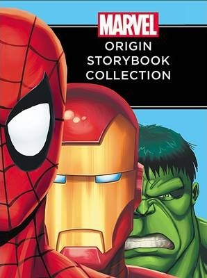 Marvel Origin Story Book Collection