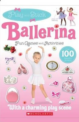 Play and Stick - Ballerina