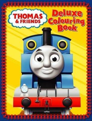 Thomas And Friends Deluxe Colouring Book 9781742970325