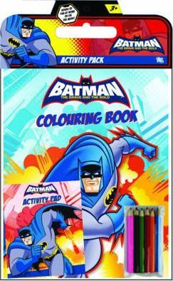 DC Batman the Brave and the Bold Activity Pack