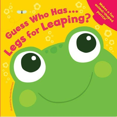 Guess Who Has... Legs for Leaping?
