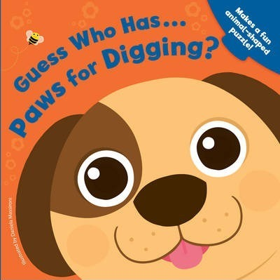 Guess Who Has... Paws for Digging?