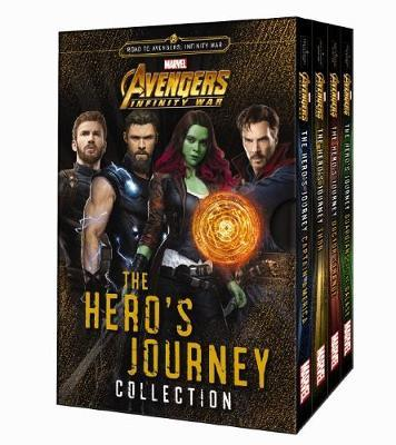 Avengers Infinity War: The Hero's Journey Collection
