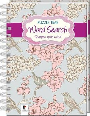 Word Search (purple) Puzzle Time Series 1