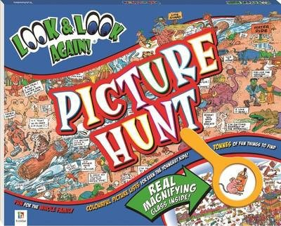 Look and Look Again Picture Hunt
