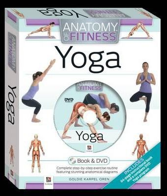 Yoga Anatomy of Fitness Book and DVD (PAL)