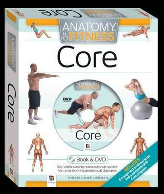 Core Anatomy of Fitness Book and DVD (PAL)
