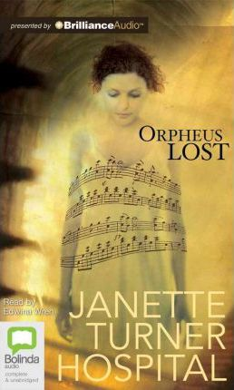 Orpheus Lost Cover Image