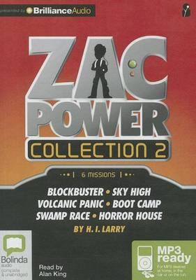 Zac Power Collection: No.3