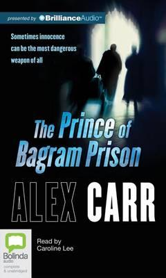 The Prince of Bagram Prison Cover Image