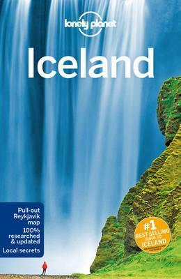 Lonely Planet Iceland Cover Image
