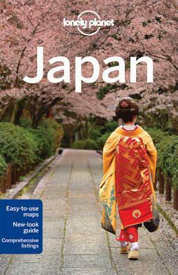Lonely Planet Japan Cover Image