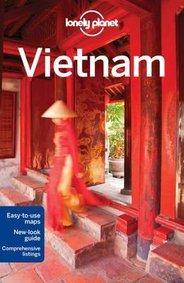 Lonely Planet Vietnam Cover Image