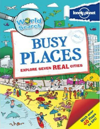 World Search - Busy Places