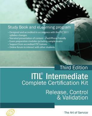 Itil Release, Control and Validation (Rcv) Full