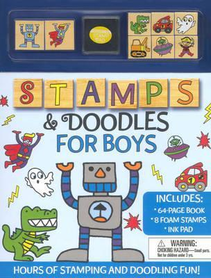 Stamps And Doodles For Boys