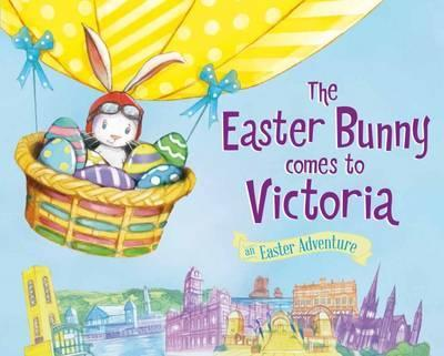 The Easter Bunny Comes to Victoria