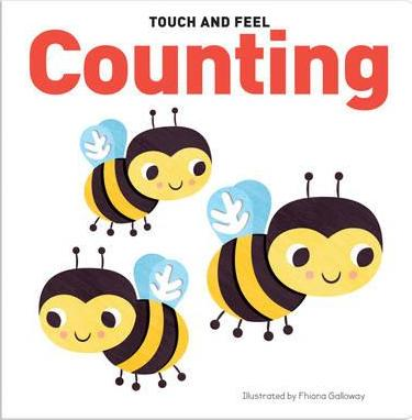 Touch and Feel Board Book Counting
