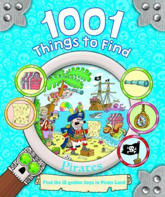 1001 Things to Find - Pirates