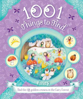 1001 Things to Find - Fairies