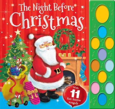 Gift Book Sounds - Night Before Christmas