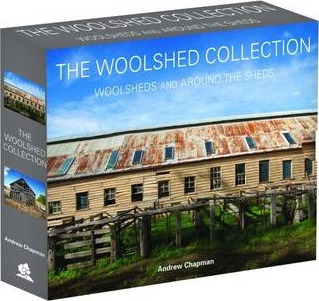 The Woolshed Collection - Woolsheds / Around the Sheds