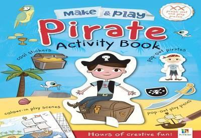 Make and Play Pirate Activity Book
