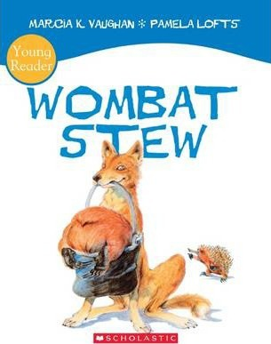 Wombat Stew Young Reader
