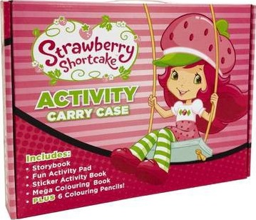 Strawberry Shortcake - Activity Carry Case