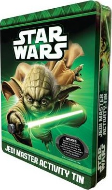Star Wars: Jedi Master Activity Tin
