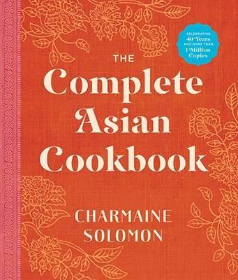 The Complete Asian Cookbook (New edition) Cover Image