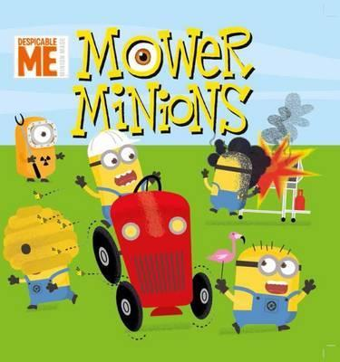Mower Minions Storybook
