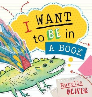 I Want to Be in a Book