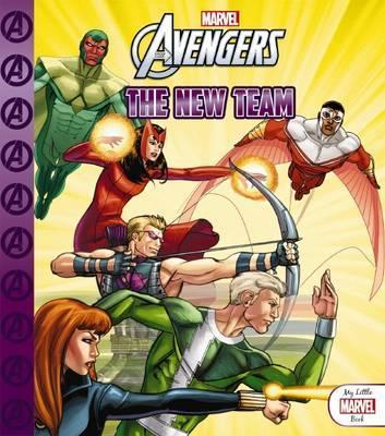 My Little Marvel Book Avengers - the New Team