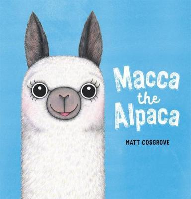 Image result for macca the alpaca