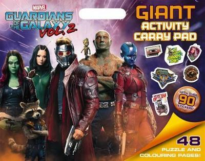 Marvel Guardians of the Galaxy Vol. 2: Giant Activity Pad